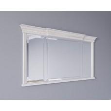 Зеркало 1,7 цвет Белая эмаль