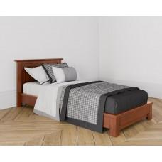 Кровать без изножья 90X200 цвет Терракот